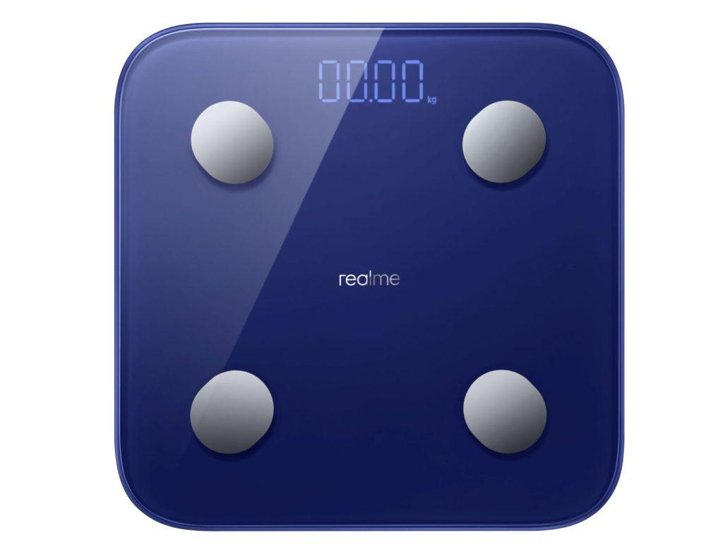 realme Smart Scale niebieska