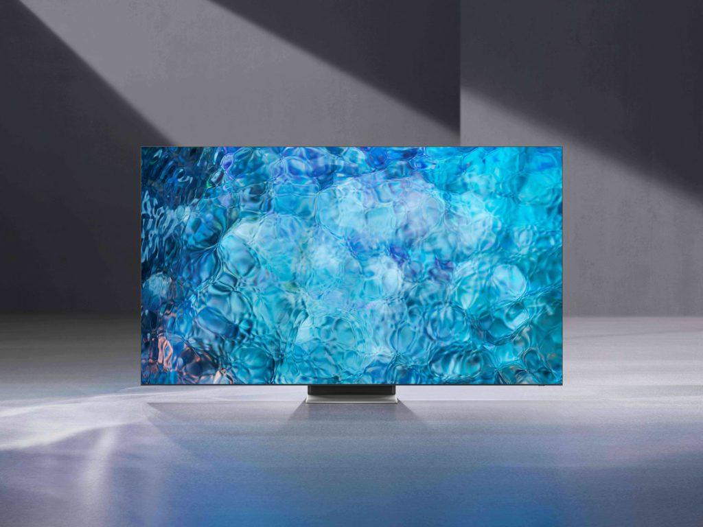 telewizor samsung 2021