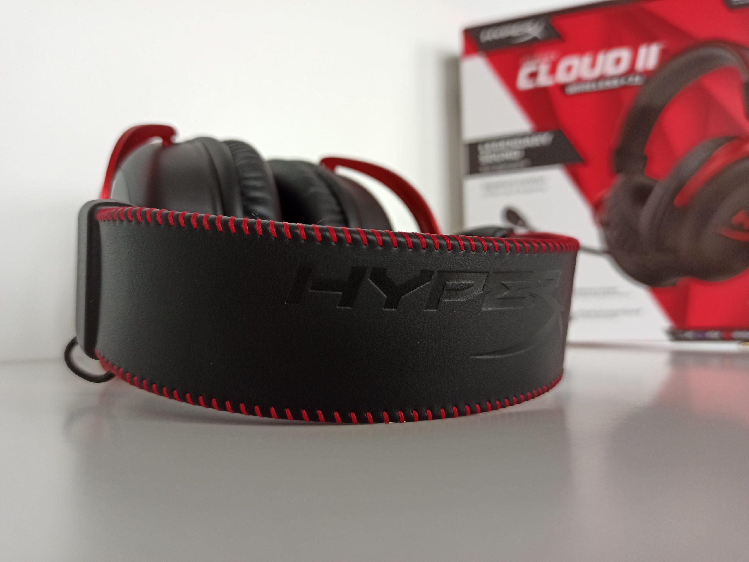 HyperX Cloud II Wireless palak