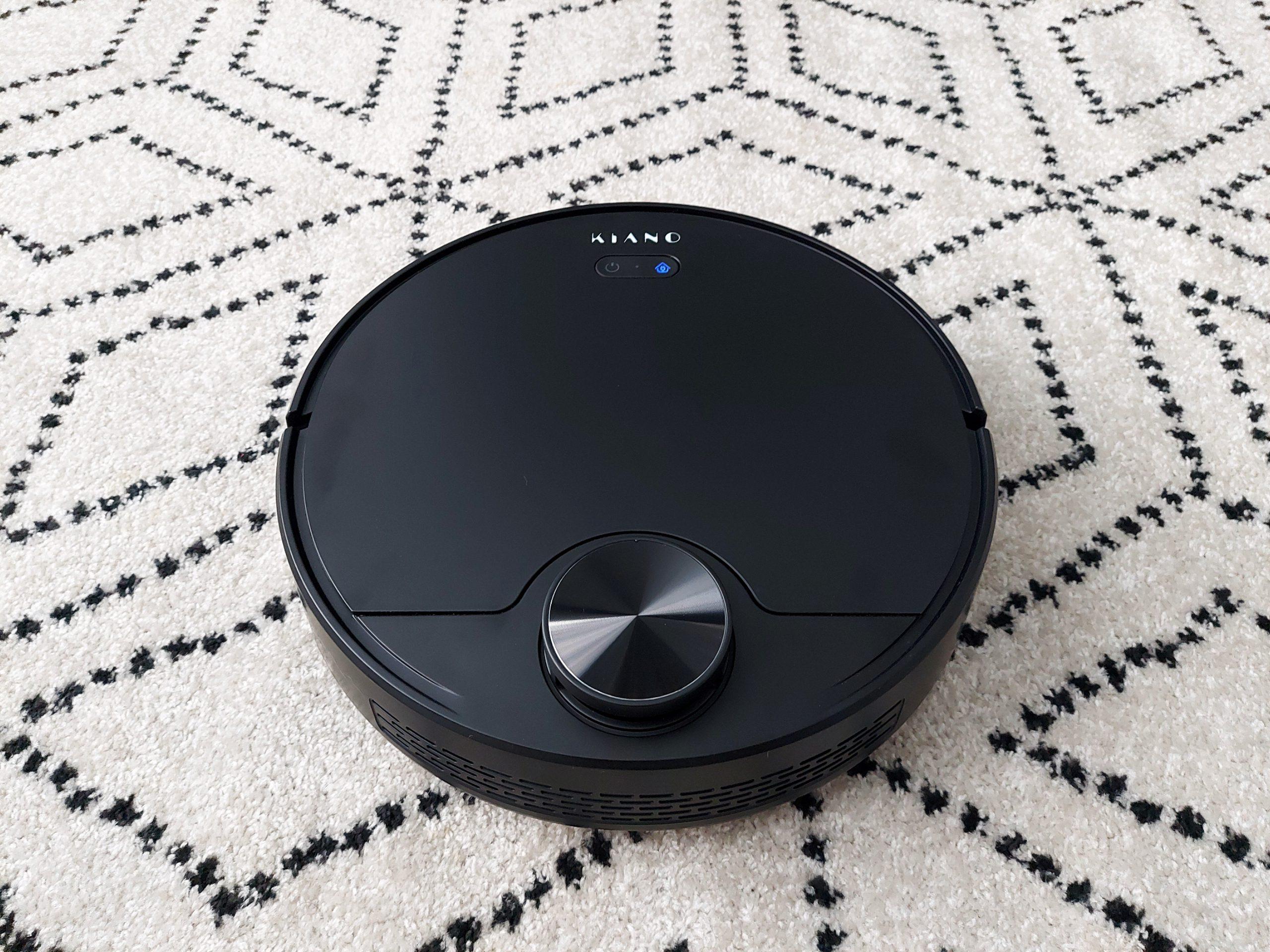 Kiano Elegance Robot radar