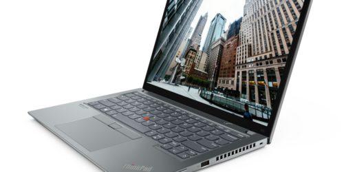 Lenovo da nowe życie ThinkPadom X13. Generacja 2 otrzyma CPU Ryzen 5000 oraz Intel Tiger Lake