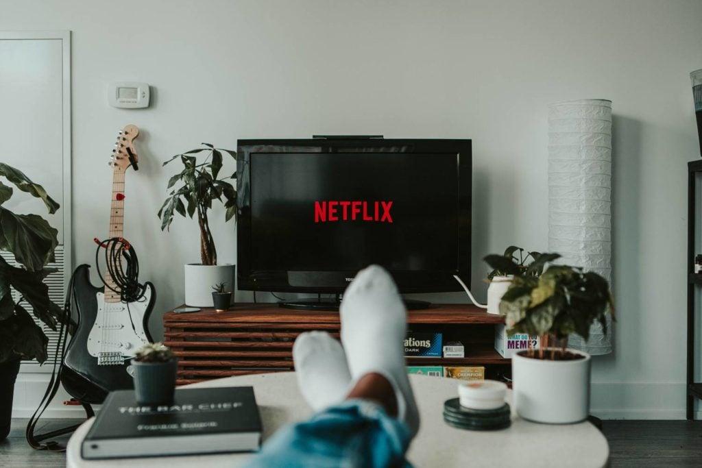 cena za Netflix