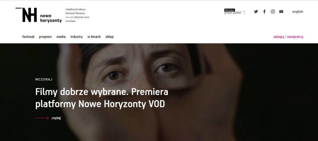 Nowe horyzonty VOD