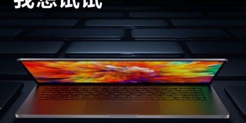 Xiaomi pokazuje przedpremierowo RedmiBooka Pro 15, który ma Thunderbolt 4