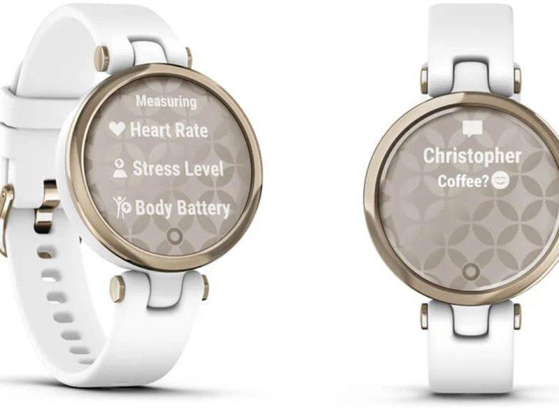 Garmin Lily Sport. Smartwatch, w którym szyk i innowacja idą w parze