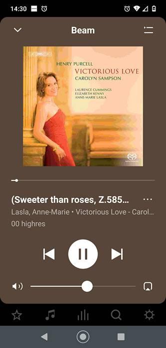 utwór sweeter than roses z okładką