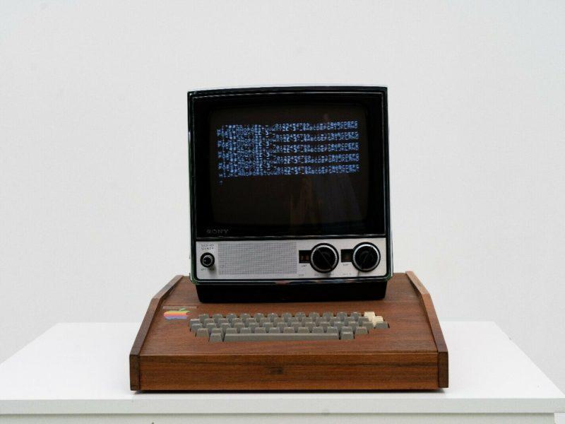 Apple I wystawiony na aukcję. Cena wywoławcza przyprawia o zawrót głowy