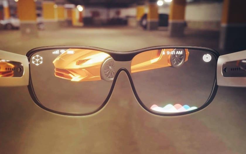 Apple Glasses wirtualna rzeczywistość