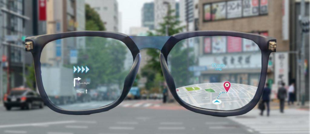 Apple okulary rozszerzonej rzeczywistości