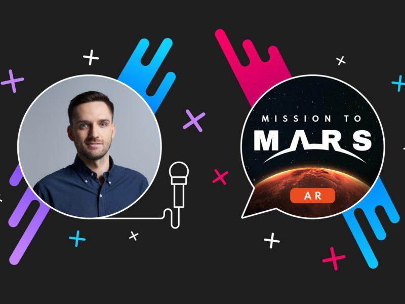 Bartosz Rosłoński z Immersion VR: Pośrednio możemy uczestniczyć w historycznych wydarzeniach