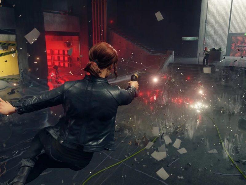 Control kolejną darmową grą w Epic Games Store? Dowiemy się już dzisiaj o 17:00
