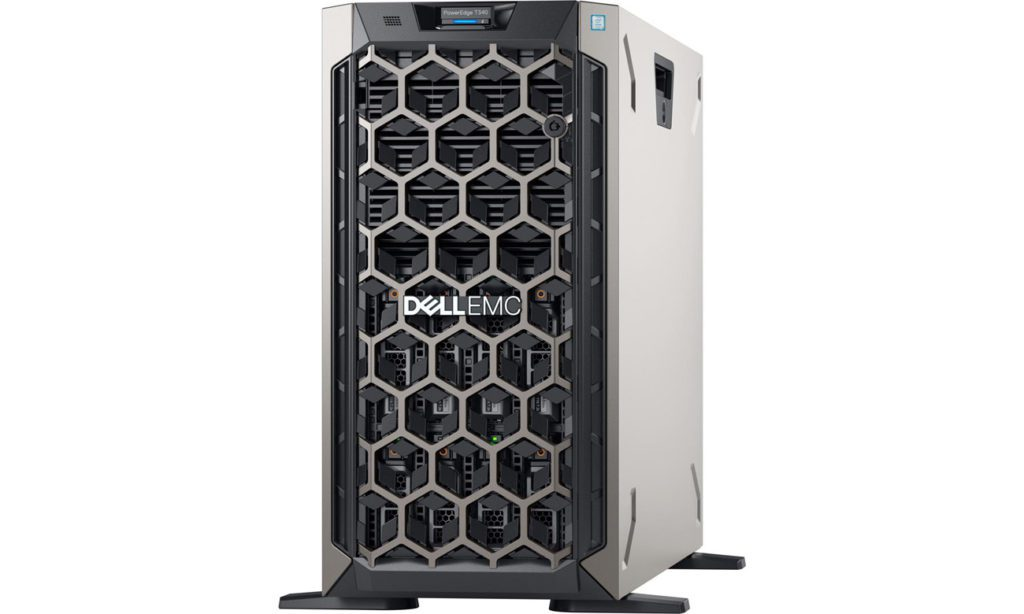 Dell PowerEdge typu tower