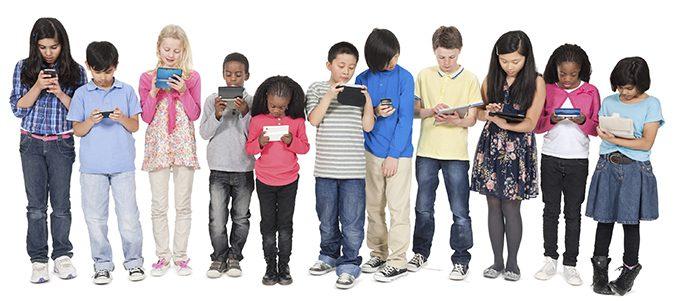 Dzieci i urządzenia mobilne