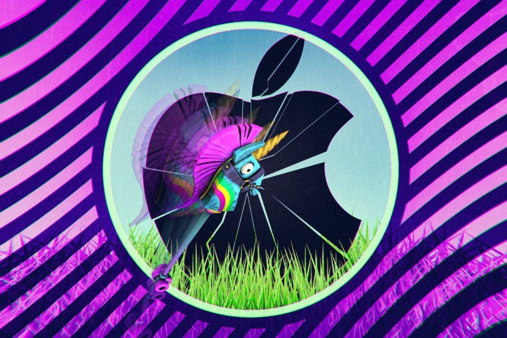 Epic Games kontra Apple