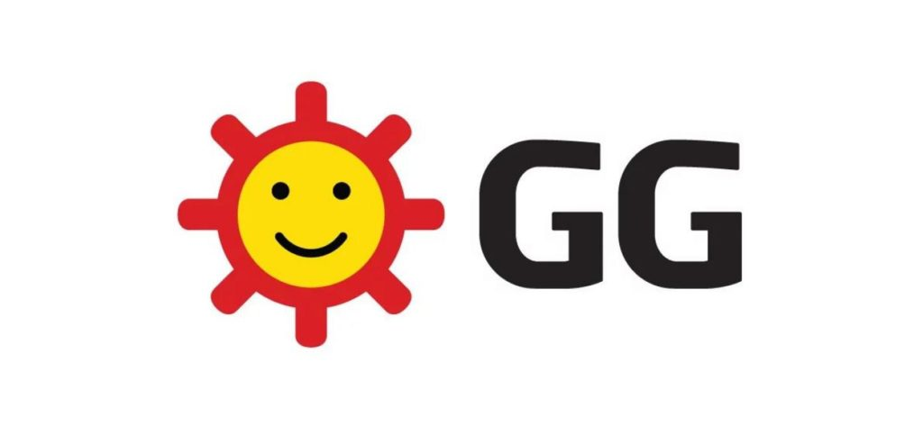 gg logotyp