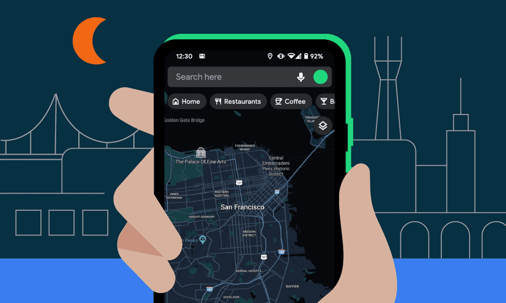google android nowe funkcje