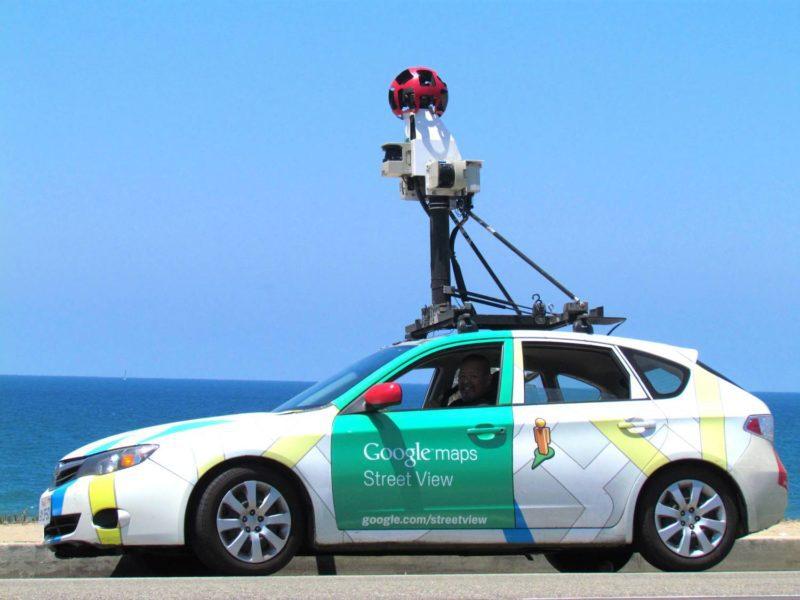 Najciekawsze sceny uchwycone w Google Street View