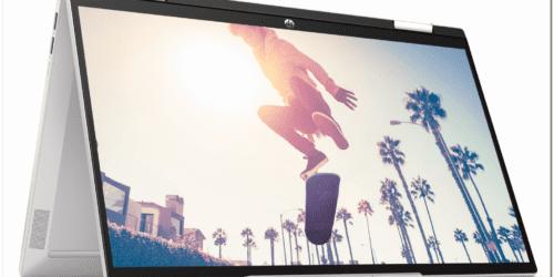 HP odświeża linię konwertowalnych laptopów Pavilion x360