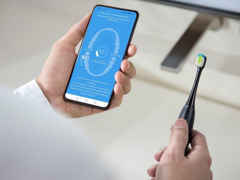 Czy czyszczenie zębów może być smart? Inteligentna szczoteczka Lebooo z technologią Huawei