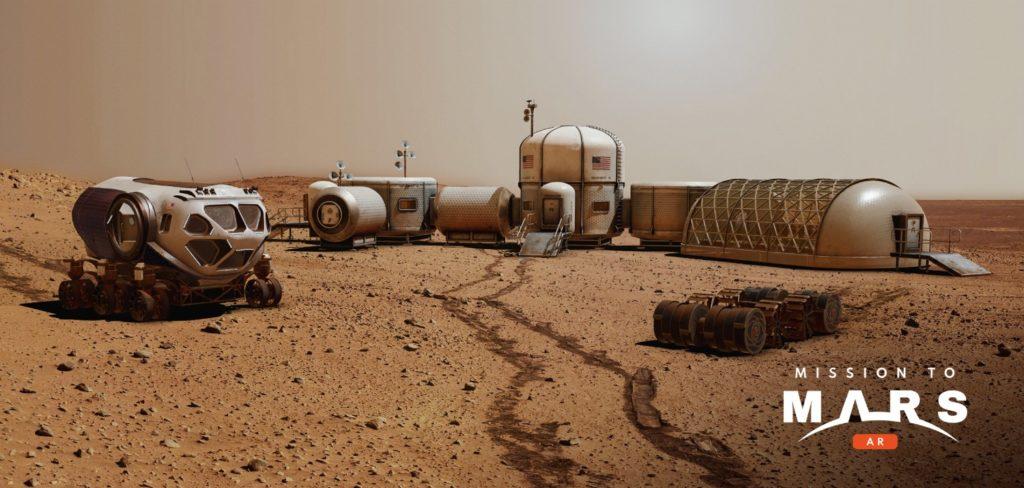 Wizja kolonizacji Marsa