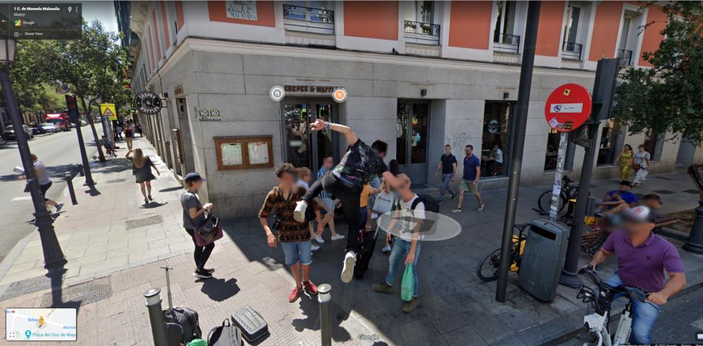 lecacy facet - Google Street View