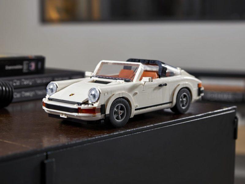 Legendarne Porsche 911 z klocków. Tylko dla członków LEGO VIP