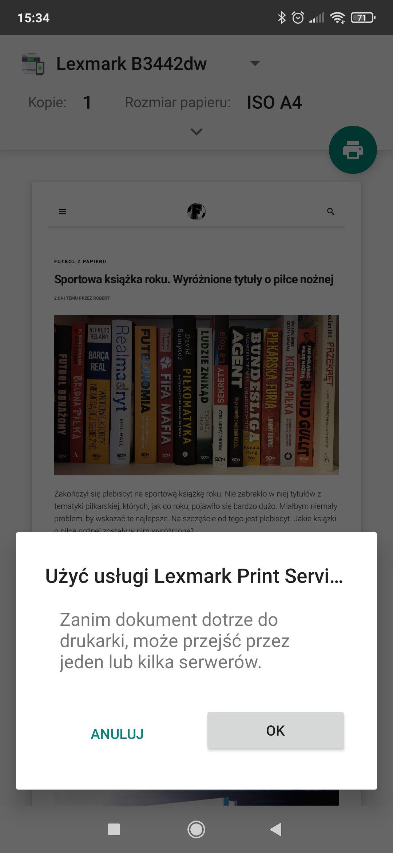 Lexmark Mobile Print