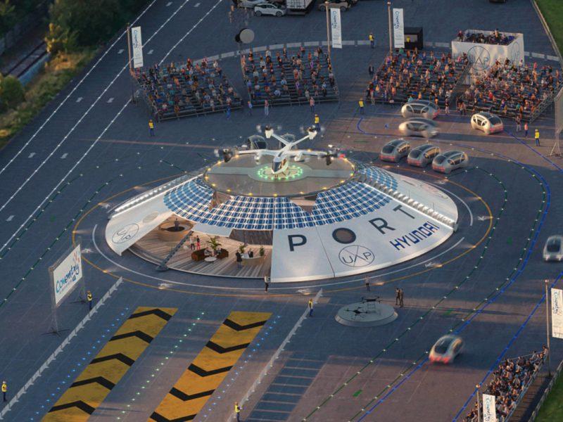 Powstaje najmniejsze lotnisko na świecie. Tylko dla autonomicznych dronów