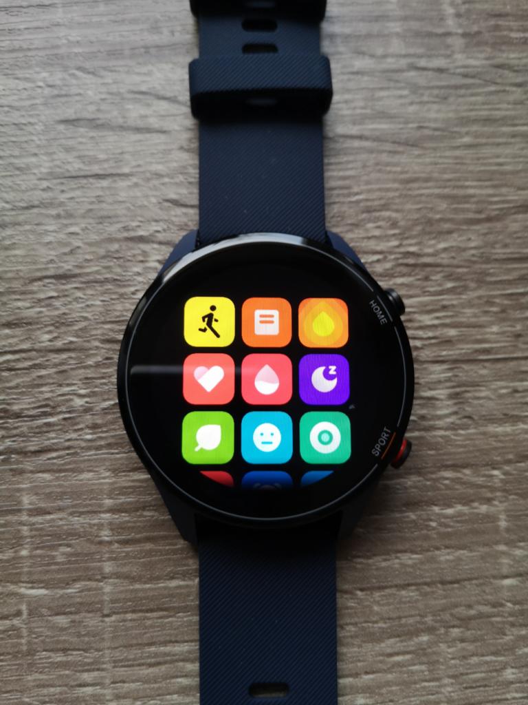 xiaomi mi watch smartwatch amoled