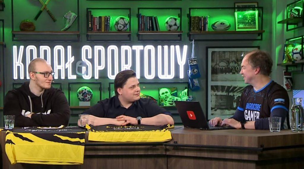 Michał Pol, Puki Style, Delord na Kanale Sportowym