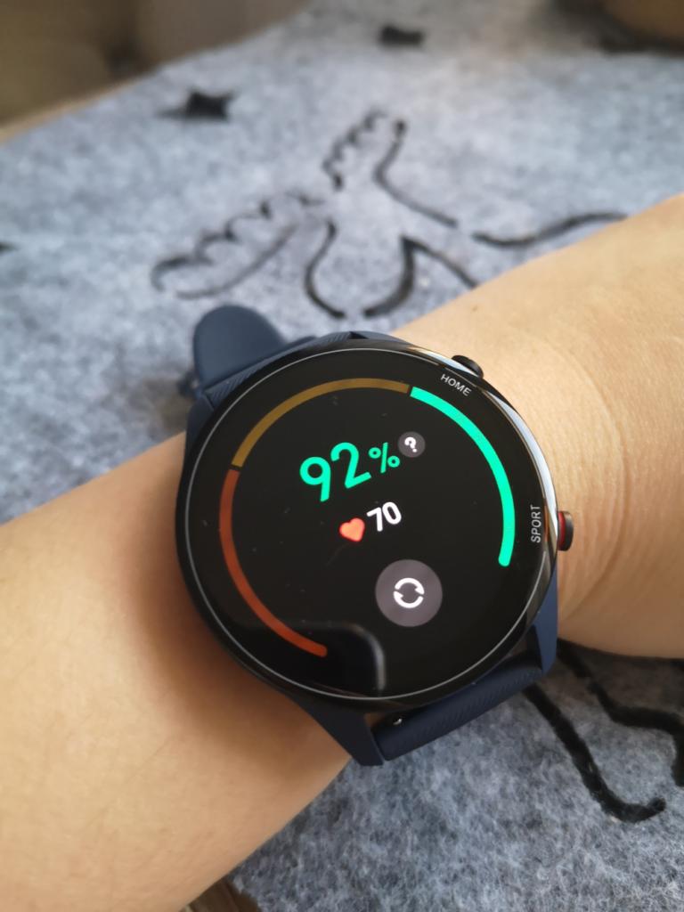 xiaomi mi watch smartwatch pulosksymetr