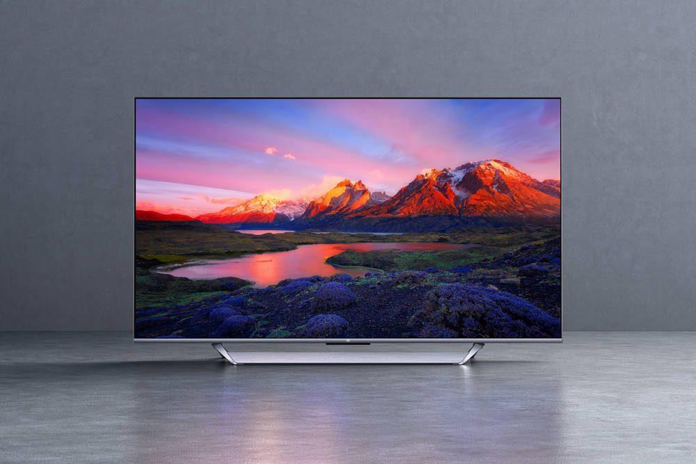 Qled xiaomi mi TV przykładowa stylizacja