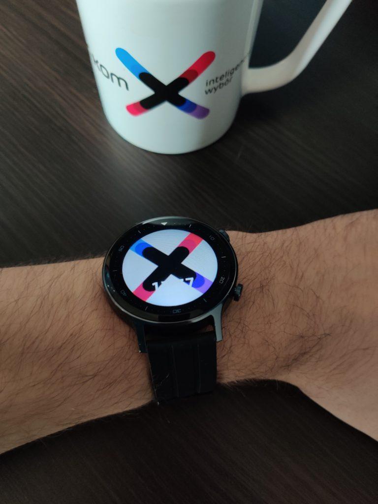 realme Watch S personalizowana tarcza