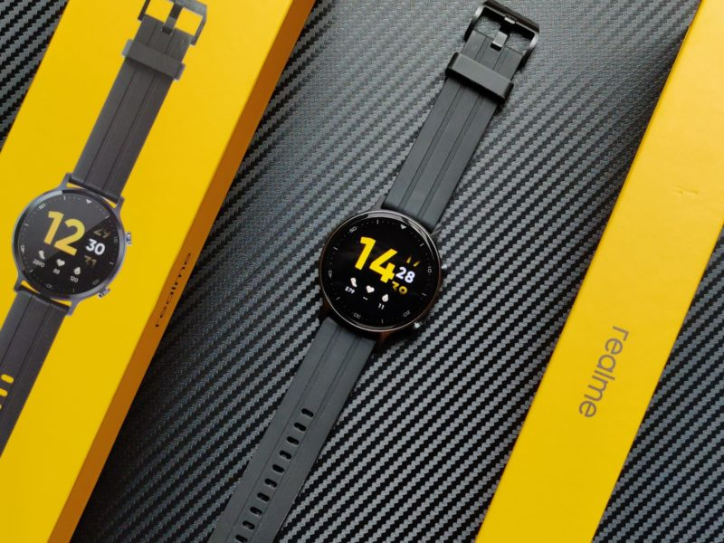 Recenzja i test realme Watch S, czyli smartbanda o pięknym wyglądzie smartwatcha