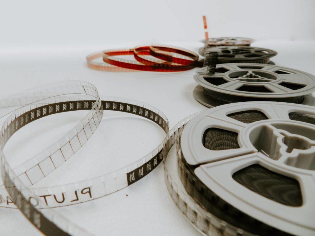 rolka filmowa