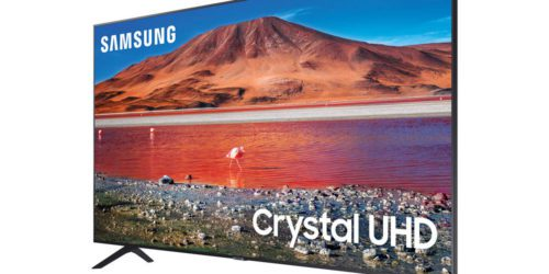 Klasa budżetowa. Test i recenzja telewizora Samsung 55TU7122