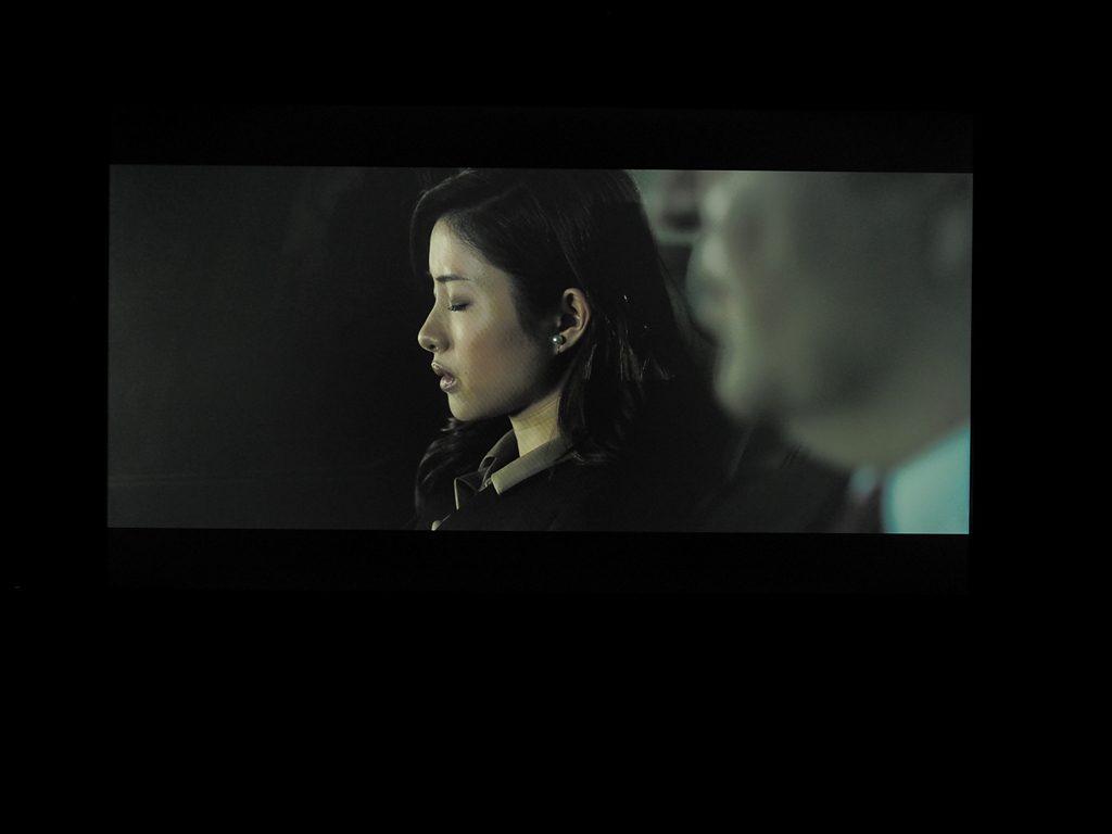 scena z filmu Shin Godzilla na ekranie TCL 50p610