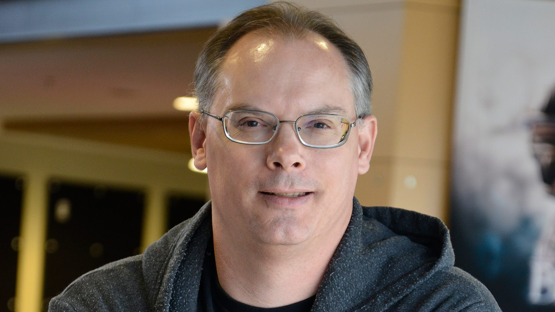 Tim Sweeney, CEO Epic Games