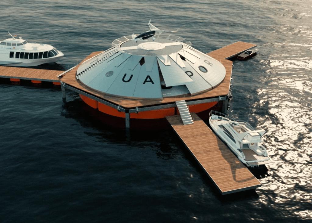 Urban Air Port lotnisko