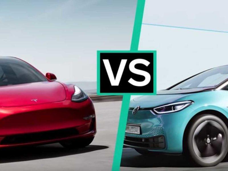 Elektryczny Volkswagen sprzedaje się w Europie lepiej niż Tesla. Hity sprzedażowe w 2020 roku