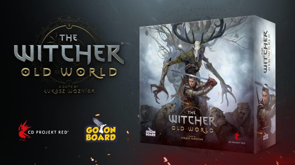 Witcher 3: Old world