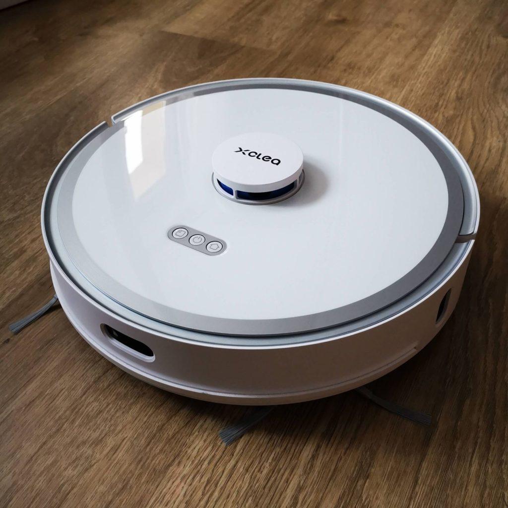 xclea h30 inteligentny robot sprzątający