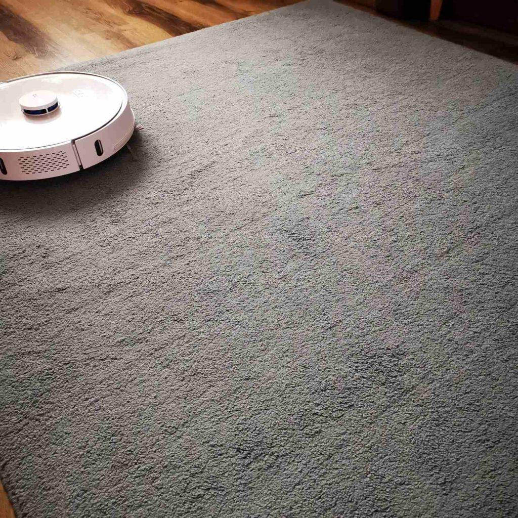 xclea h30 odkurzanie dywanu