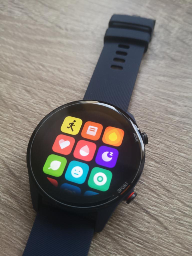 xiaomi mi watch smartwatch test recenzja