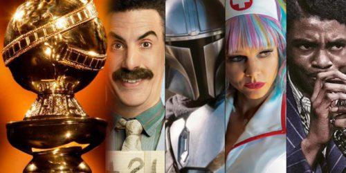 """Netflix zdobył 42 nominacje do Złotych Globów. """"The Crown"""" i """"Mank"""" triumfują"""