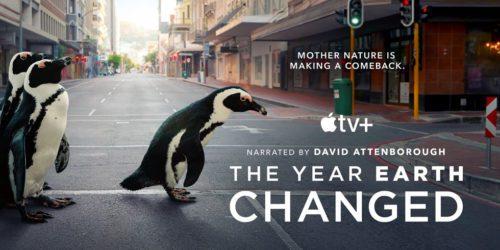 """Apple pokazało zwiastun """"The Year Earth Changed"""" – dokumentu, który powstał z okazji Dnia Ziemi"""