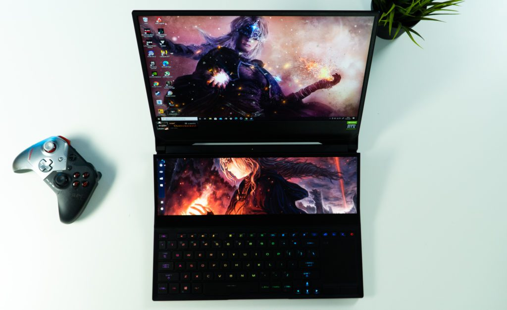 Asus-Zephyrus-Duo-ekran-dotykowy