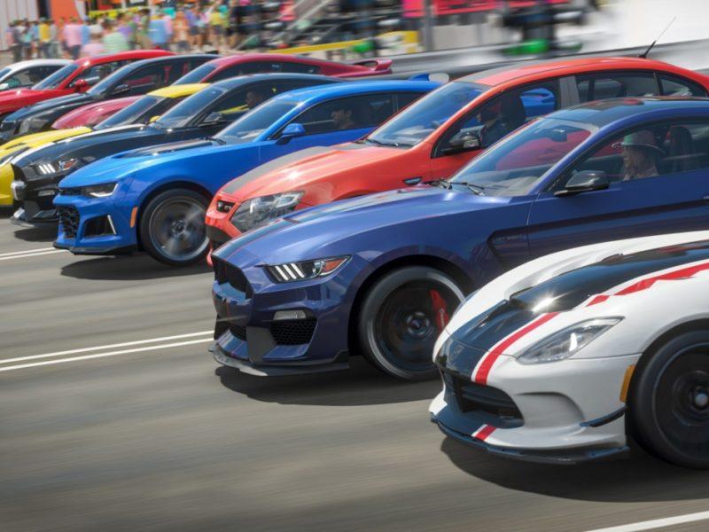 Najlepsze gry wyścigowe ostatnich lat. W które gry o autach warto zagrać?
