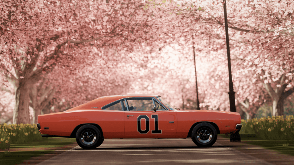 Forza Horizon 4 Dodge Charger 69 R/T