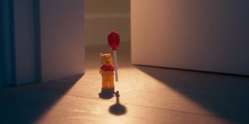 Do wszystkich fanów miodku i puszystych misiów - LEGO Ideas z Kubusiem Puchatkiem pojawi się lada dzień